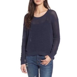 🌈 Madewell Northshore Pullover Hi-Low Sweater